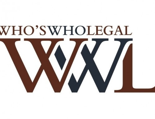 Arthur Stadler gelistet in Who's Who Legal / DATA 2018