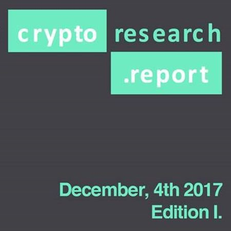crypto research report