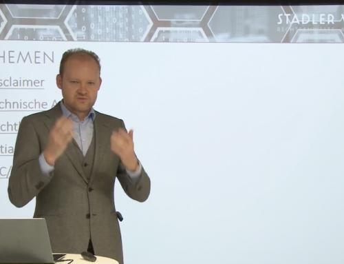 Oliver Völkel über Blockchain & Cryptowährungen im Gefüge der Rechtsordnung