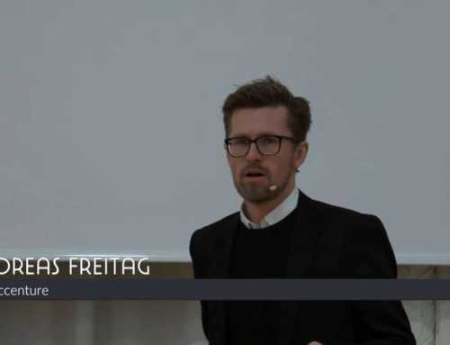 """""""Blockchain in Austria – Snapshot of the Situation today"""", Andreas Freitag"""