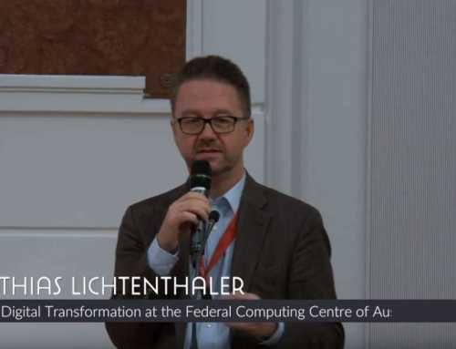 """""""Blockchain in Austria – Snapshot of the Situation today"""", Matthias Lichtenthaler"""