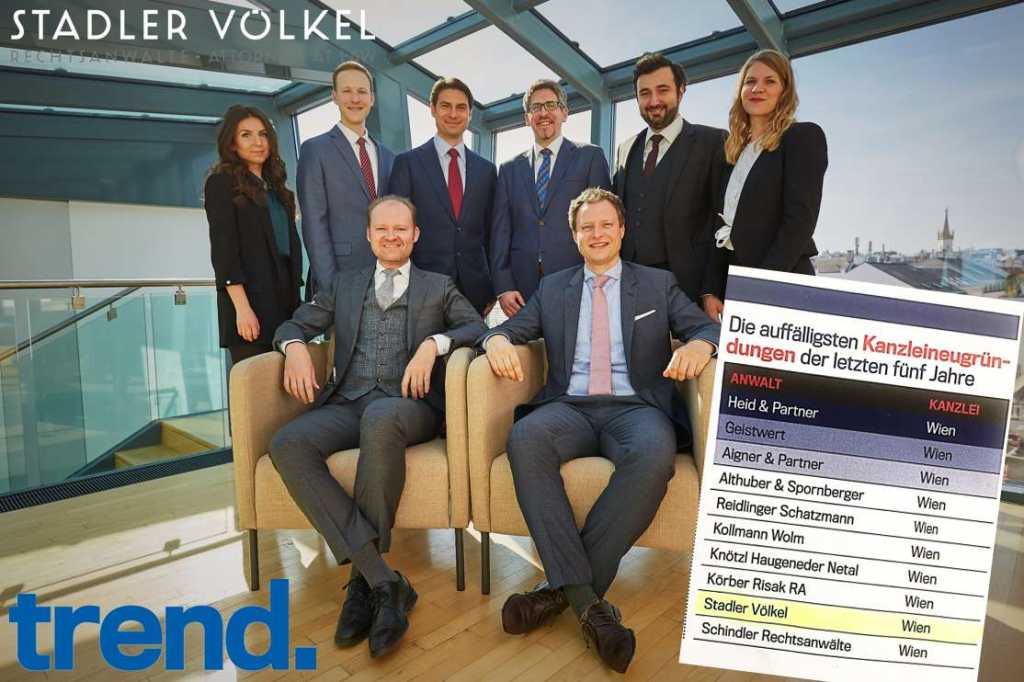 trend attorney ranking 2019: top attorneys and law firms in Austria