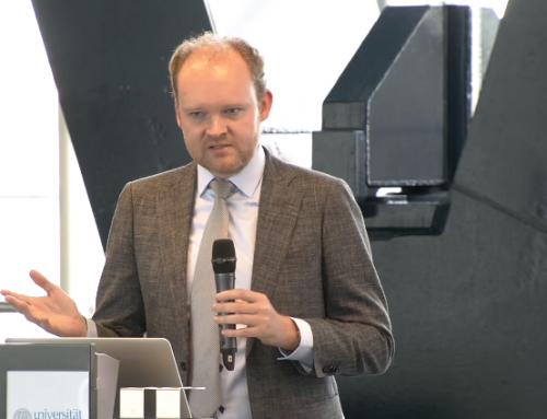 Neue Legaldefinitionen für virtuelle Währungen | Oliver Völkel (Juridicum Wien, 21.06.2019)