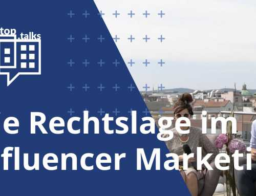 #rooftop.talks #1: Die Rechtslage im Influencer-Marketing