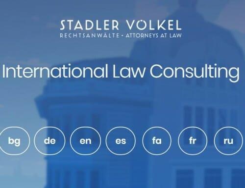 Unsere neue Webseite: stadlervoelkel.com