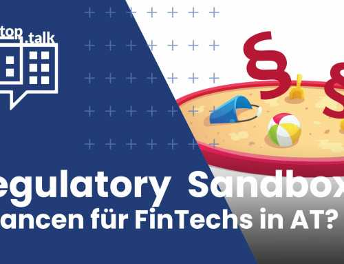 rooftop.talk 16: Regulatory Sandbox – A chance for FinTechs in Austria?