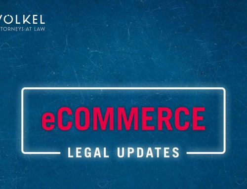 Legal Update #4: Impact of the future Omnibus Directive on (online) retailers