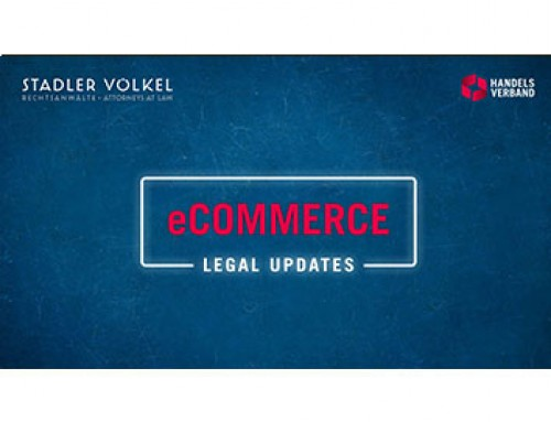 Legal Update #8: Facebook as a platform for retailers? What should be considered?